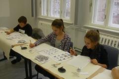 2016 - Kunstschule 2 - Tuschmalerei
