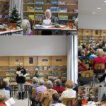 Lesen in der Karower Bibliothek mit Senioren, Kl. 4c, Dez.15
